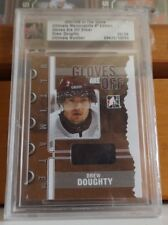 2007/08 In The Game Ultimate Memorbillia Gloves are Off SILVER Drew Doughty /24