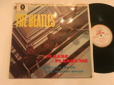 Beatles Please Me Love Me Do Odeon ZTOX 5550 German Record lp original vinyl