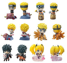 Petite Chara Land Naruto Shippuden Naruto Uzumaki Special! Completed 6 Figures
