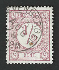 Nederland NVPH 30BI met kleinrond (tweeletter) stempel ZEVENBERGEN 13 AUG 79