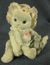 Calico Kittens Love's Special Delivery #628425 Patricia Hillman 1992 Figurine