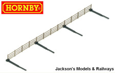 Hornby R537 Trackside Fencing Pack OO Gauge for Model Railways