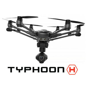 Yuneec Typhoon H Hexacopter With GCO3 4k Camera Professional Imaging Made Easy