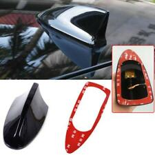 Universal Car Shark Fin Style Roof Antenna Aerial FM AM Radio Signal Replacement