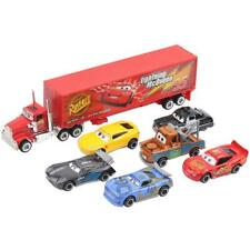 McQueen Mack Uncle TruckThe King Chick Hicks Diecast Car Model Kids Boy Toy A#S
