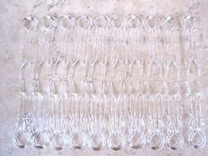 """Magic-Grip Hair Pins Crystal 20 Pieces 2 1/2"""" Made In USA by Good Hair Days New"""