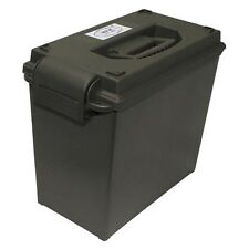 Us caja de munición plástico cal. 50mm gross verde oliva