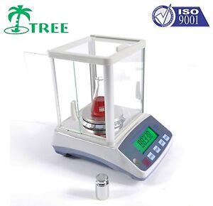 Laboratory Balance 300g x 0.001g HRB303 1mg Scale Analytical Lab Precision UK