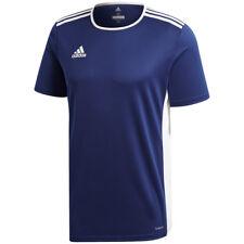 adidas Football Youth Soccer Estro 15 Jersey Boys Climalite Blue White 116