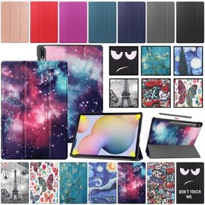 Flip Leather Case Cover For Samsung Galaxy Tab A 8.0 10.1 T510 S5e 10.5 S6 Lite