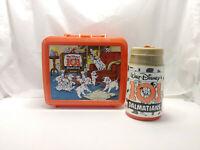 Vintage Walt Disney's 101 Dalmations Lunchbox with Thermos Aladdin
