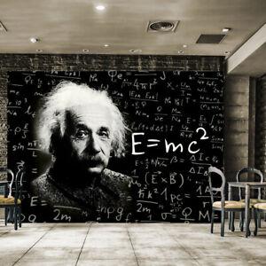 Fototapete Vlies und Papier Tapete Albert Einstein theory of relativity physics