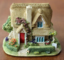 """Lilliput Lane Cottage - """"Daisy Chain"""" - L2460 - Mint in Box and Artist Signed"""
