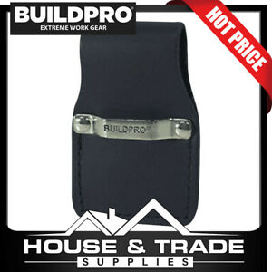 BuildPro Tape Clip Heavy Duty Stitching Leather LBFTC