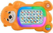 Fisher-Price GJB01 BlinkiLinkis Otter interaktives Lernspielzeug ab 9 Monaten