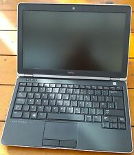Dell E6230 Intel Core i5 3320m . 2.60ghz 128GB SSD 12.5 Webcam Lightweight 5552