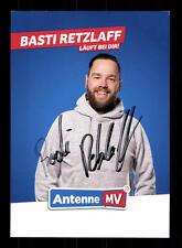 Basti Retzlaff Autogrammkarte Original Signiert # BC 110142