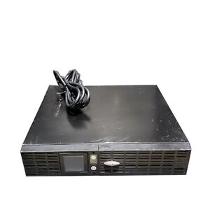 CyberPower OR2200LCDRM2U Smart App LCD UPS 2200VA 1320W 120V 8-Outlets w-Battery