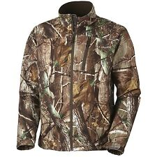 New $220 COLUMBIA Mens Size XL Insulated Stealth Hunting Jacket Camouflage Camo
