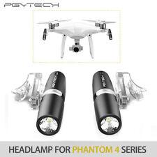 PGY LED Headlight Searchlight for DJI Phantom 4/ 4 Pro/ 4 ADV RC Drone Accessory