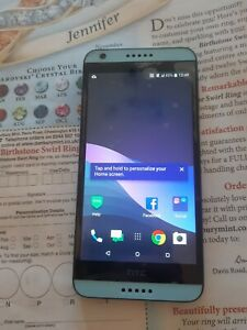 HTC Desire 650 - 16GB - Black (Unlocked) Smartphone