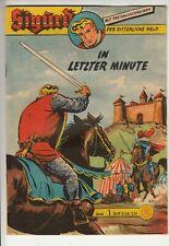 Sigurd Nr. 1 (1) sehr guter ZUSTAND mit Sammelmarke LEHNING Großband ORIGINAL