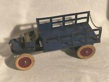 Kingsbury Toys Wind Up Stake Farm Truck