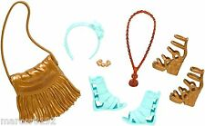 Barbie Life in the Dreamhouse Accessory Pack Shoes Purse Jewelry Fashions New
