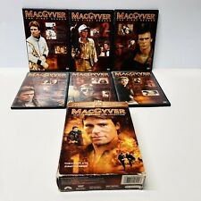 MacGyver: The Complete First Season (Dvd, 1985) - 6 Disc, 22 Episodes W/ Pilot!