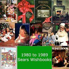 Sears Wishbook Catalogs on Disc (1980-1989)