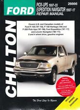 1997-2003 Ford F150, F250 97-17 Expedition Navigator Repair Service Manual 23106