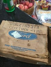 Nos 1970 Ford Maverick Heater Contol With Switch DODZ-18531-A