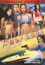 WILD THINGS: FOURSOME USED - VERY GOOD DVD
