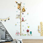 Children Height Stickers Wall Sticker For Kids Room Home Decoration Wall Postegr
