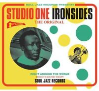 Various Artists - Soul Jazz Records Presents: Studio One / Various [New CD]
