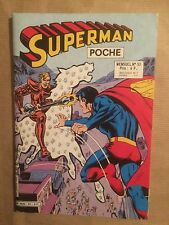 SUPERMAN POCHE (Sagedition) - T53 : janvier 1982
