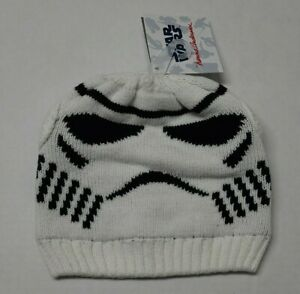Hanna Andersson Star Wars Storm Tropper Kids Child Beanie Hat Small S