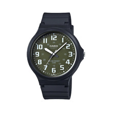 Casio MW-240-3BVDF Resin Watch For Men