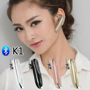 Earphones Wireless Bluetooth Handsfree Headphone Headset For iPhone Samsung HTC