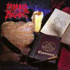 MORBID ANGEL - COVENANT LIMITED LP ROTES VINYL / RED VINYL IM GATEFOLD COVER