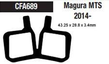 Ebc Magura Mt5 (One Piece Pad) Resin Brake Pads