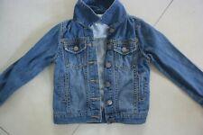 Veste Okaidi en jeans Taille 6 ans. Bon état