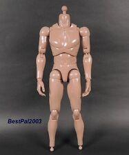 1/6 Scale Hot Toys Prison Break Michael Scofield Body + Neck + Hands + Foot Pegs
