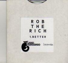 (DJ2) Rob The Rich, Better - DJ CD
