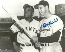 Stan Musial Signed Reprint 8x10 Photo 002