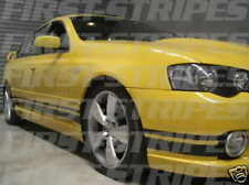 "2004 / 5 FORD BA Mk 2 FALCON "" GT STRIPE KIT "" XR6 XR8"