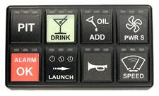 MoTeC 8 Position CAN Keypad