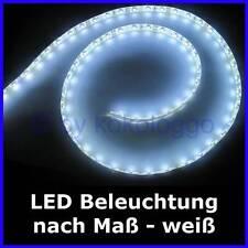 S333 LED iluminación a medida de 5cm hasta 500cm blanco f casas vagones modelos RC