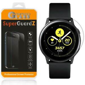 Tempered Glass Screen Protector For Samsung Galaxy Watch Active 2 40 mm Aluminum