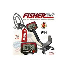 FISHER F44 - METAL DETECTOR